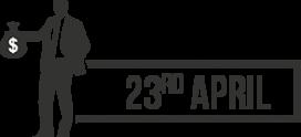 23rd April 2017 Tips